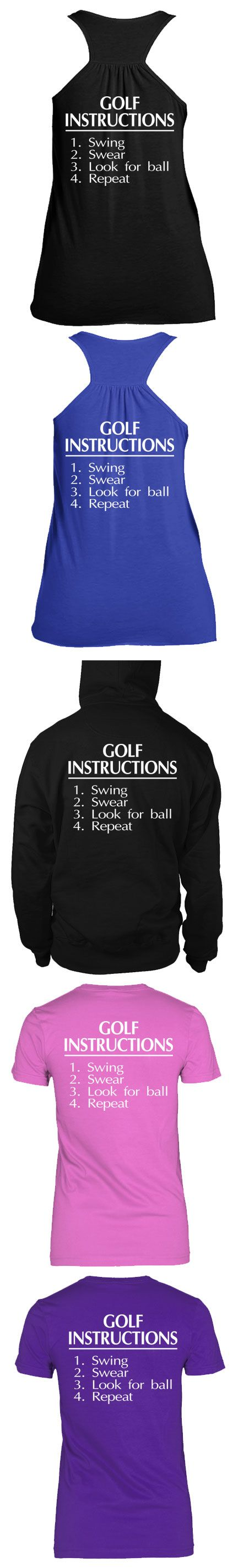 Love Golf? Then Click The Image To Buy It Now or Tag Someone You Want To Buy This For.