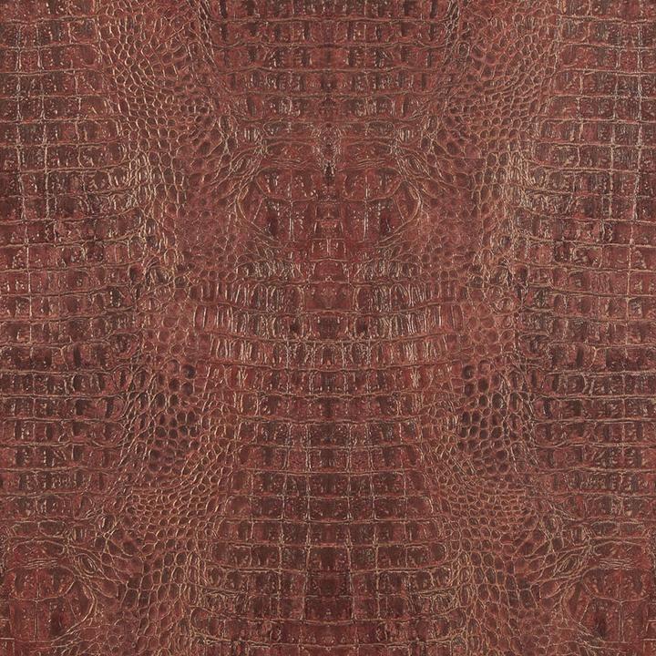 This Elegant Crocodile Skin Wallcovering Features A Subtle Metallic Effect In 2020 Crocodile Skin Jungle Scene Crocodile