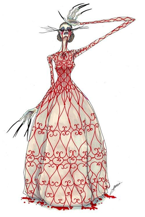 Valentino Haute Couture Spring 2013 by Achraf Amiri.
