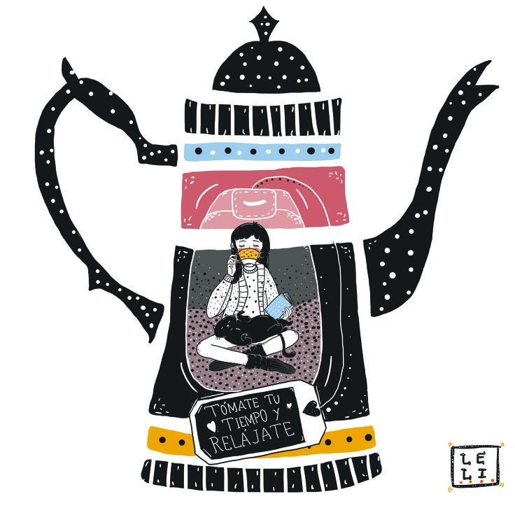 take your time #cup of tea