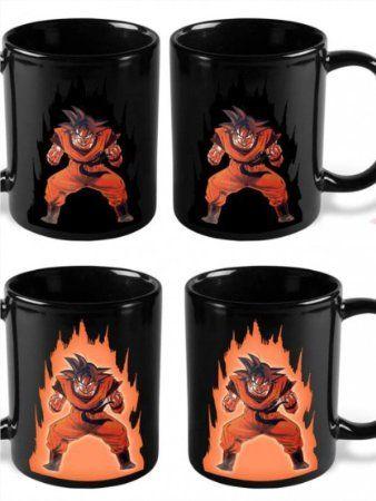 Dragon Ball Z mug