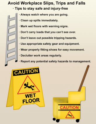 meeting office safety topic You may think that ergonomics and office safety are relatively new ideas in the   is looking to meet their statutory obligations in relation to safety and health,   .