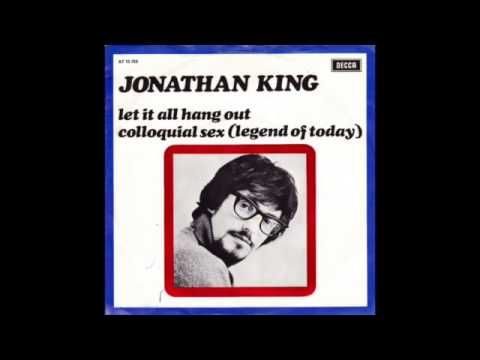 Jonathan King - Let It All Hang Out