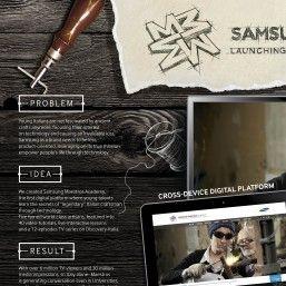 Samsung Maestro Academy PR LIONS GRAND PRIX