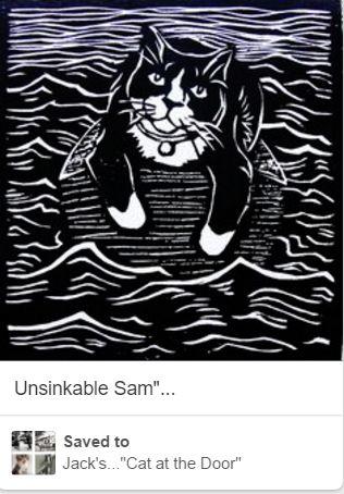 "Unsinkable Sam""..."