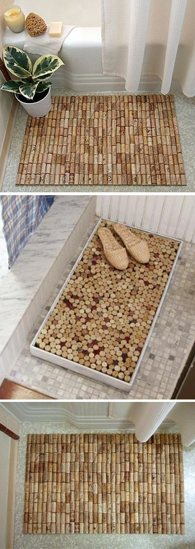 alfombra-lavabo-tapones-corcho-muy-ingenioso-2