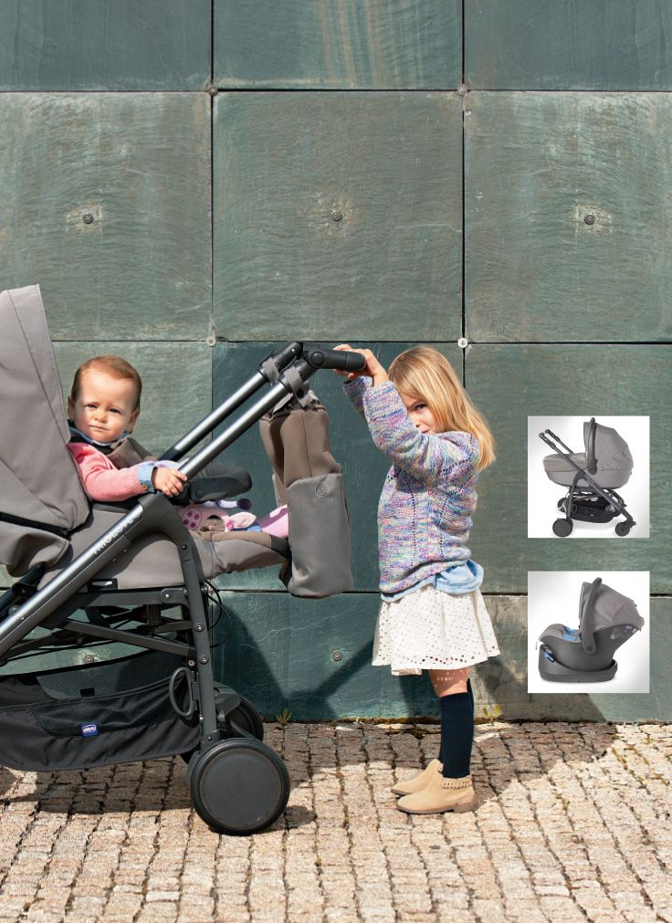 Stroller Trio Love Glamour Chicco ZIPPY15 5537824 Find