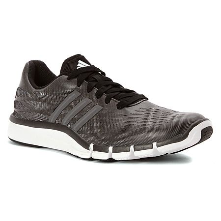Prima Training Shoe from Adidas is designed to help you get through your  workouts with ease with its sturdy rubber outsole and cushioned footbed.