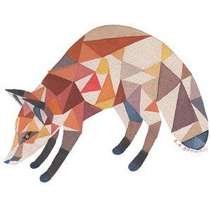 ダックスフント型狐