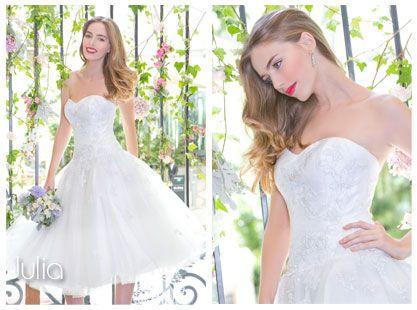 JULIA / Wedding Dresses / Winter 2013 Collection / Jack Sullivan Bridal