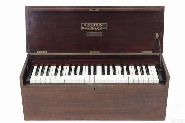 Dulcitone Tuning Fork Piano Other Early Keyboards