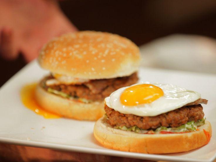 Na obiad to :) Burger :D