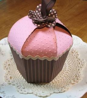 Cupcake Shaped Box template $  @Corrine Toracchio Toracchio Toracchio Toracchio Paul