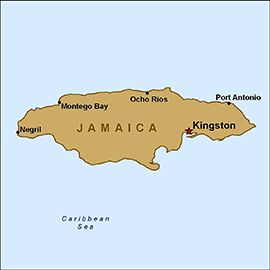 Health and Safety Info for Traveling to Jamaica (includes vaccines)
