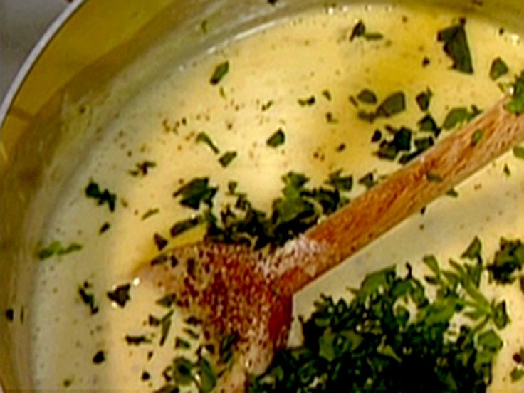 Gorgonzola Sauce recipe from Ina Garten via Food Network