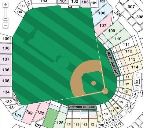 METS vs DODGERS + CHEAP TRICK concert tixx Fri. 7/20/12, Field Box section 126, $75 per ticket, 8 tixx available.