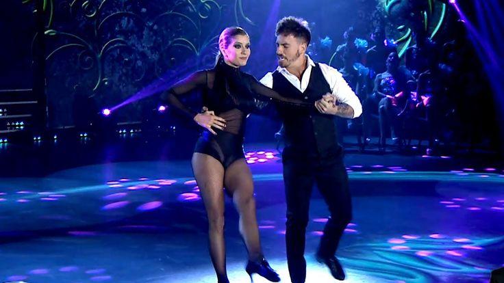 ¡Fede Bal y Laurita Fernández bailaron un gran Tango en el duelo!