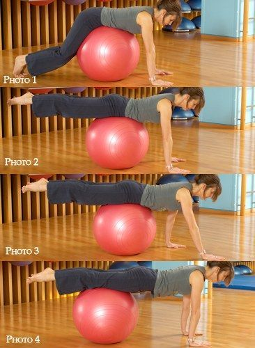 Exceptionnel 332 best stability ball workouts images on Pinterest | Exercise  SN13