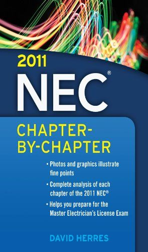 2011 National Electrical Code Chapter-By-Chapter (National Electrical Code Chapter By Chapter) - http://www.kindle-free-books.com/2011-national-electrical-code-chapter-by-chapter-national-electrical-code-chapter-by-chapter