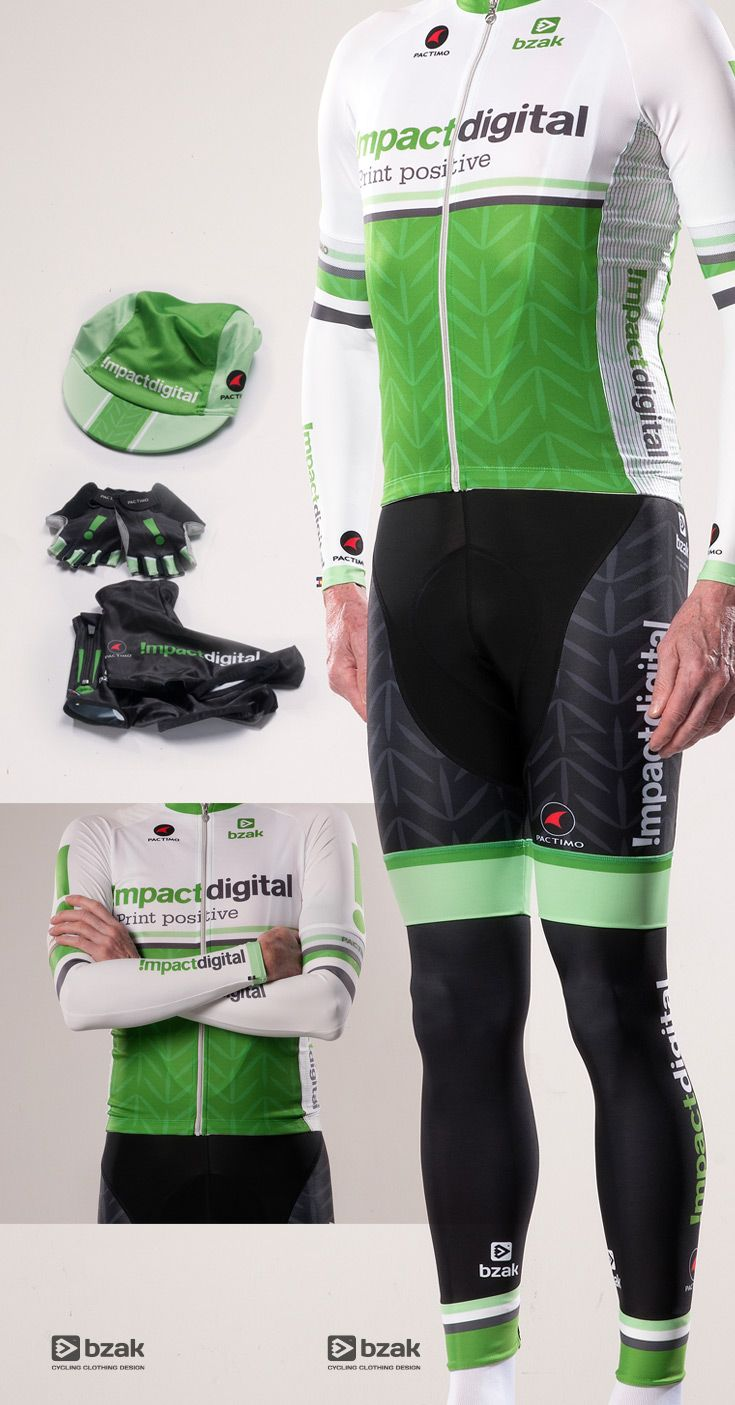 Going green for Impact Digital carbon neutral printers and cycling nuts