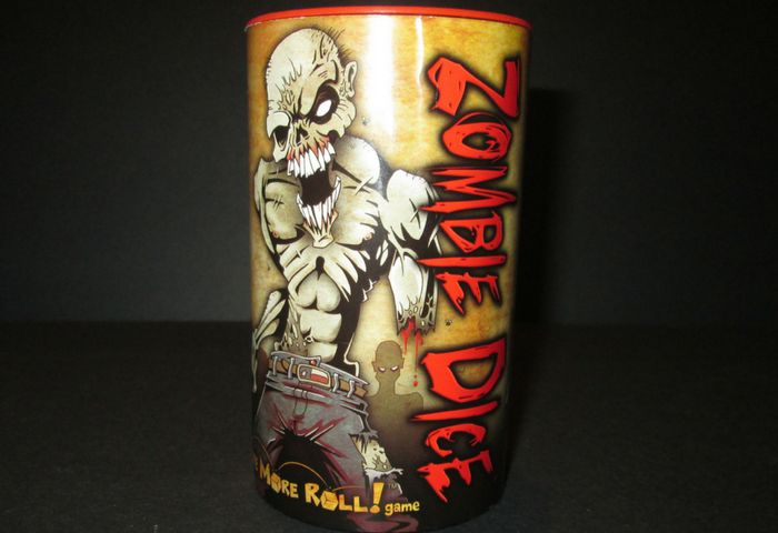 If you're looking for an easy to learn and quick playing game for your next family game night, Zombie Dice may be the game you've been looking for.