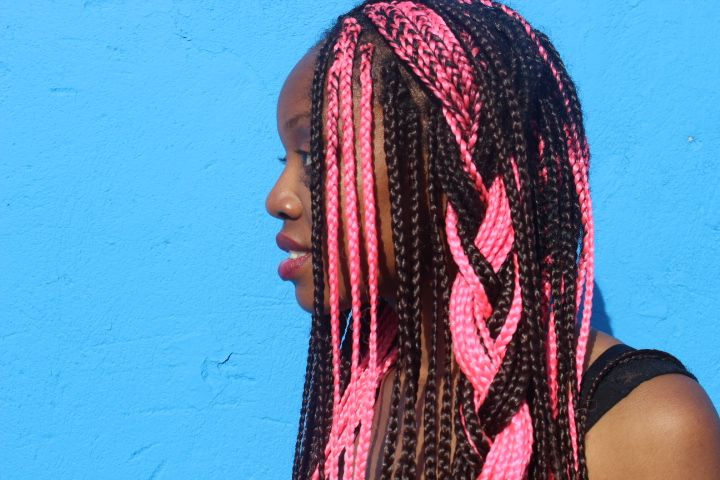 Hairstyles Braids With Color: I LOVE Box Braids !: Photo