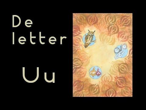 abcKRINGBOEKJE De letter U - YouTube