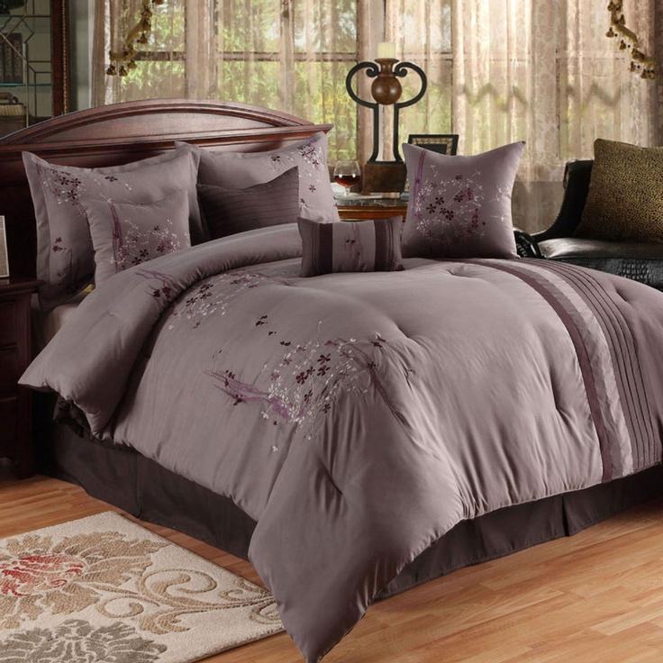 94 besten comforters Bilder auf Pinterest | Bettdecken, Blau braun ...