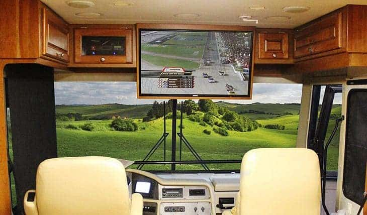 The 9 Best 12 Volt Tvs For Rvs Brand Buying Guide Reviews In 2020 Lightweight Travel Trailers Rv Tv Rv Tv Mount