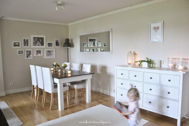 Hemnes Dresser as Sideboard