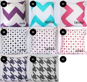 Sarung Bantal/Bantal Sofa/Cushion Uk. 45x45cm seri 2