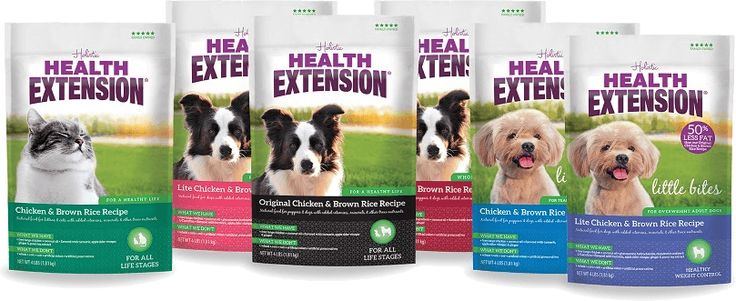 health extension dog food petco