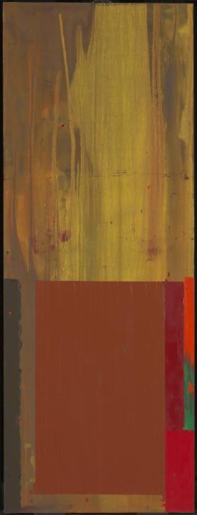 John Hoyland '25. 4. 69', 1969 © John Hoyland