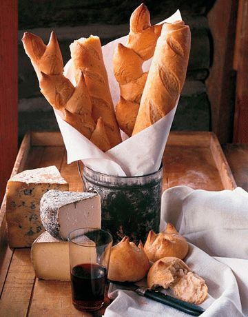 French bread and cheese it doesn t get any better than this don t