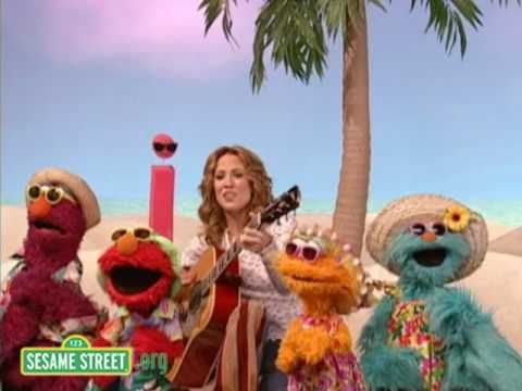 If you're watching videos with your preschooler and would like to do so in a safe, child-friendly environment, please join us at http://www.sesamestreet.org    Sheryl Crow sings about the letter 'i'.    Sesame Street is a production of Sesame Workshop, a nonprofit educational organization which also produces Pinky Dinky Doo, The Electric Company...