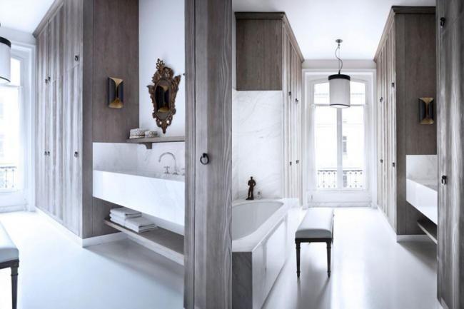 El apartamento parisino de Gilles  y Boissier