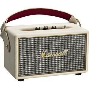 MARSHALL KILBURN Enceinte Bluetooth 25W Crème - enceinte nomade, avis et prix pas cher - Cdiscount