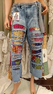 New Levi's Womens Wedgie Icon Fit Distressed Straight Denim Jeans Pants 24 x 28 2