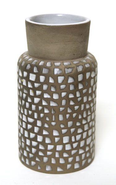 43130/846 Ingrid Atterberg - Vase 140 mm Upsala Ekeby - Åhlen & Holm