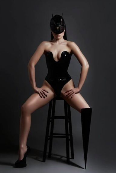 Viktoria Modesta also known as the Bionic Woman exudes Style, Sophistication and Seduction. We all have at least one thing about ourselves physically that we aren't confident about. Embrace your sexuality, perceived faults and all as one of the most alluring qualities you can have to a partner is confidence in yourself. Embrace the amazing package you are!