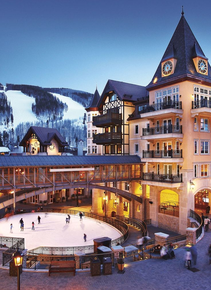 Vail Colorado Home Of Leverage Partner Gateway Land Development Real Estate Company Skiing