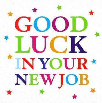 The 25+ best Good luck new job ideas on Pinterest Good luck - good luck card template