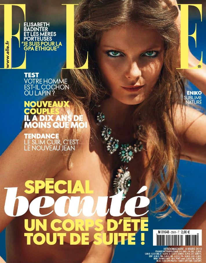 Elle N 3506 - 8 au 14 Mars 2013French | 214 Pages | PDF | 183 MB