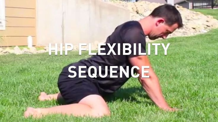 You and I probably spend too much time sitting. Excessive sitting makes our hips very tight, which in turn, can affect our posture and make it harder to perform our best or move freely in general. If you have to sit for work, try a few of these hip stretches daily to keep that important joint healthy.