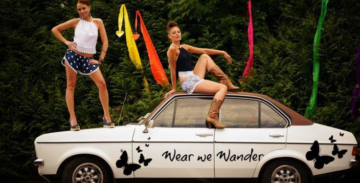 We Wanderful S/S13 Lookbook