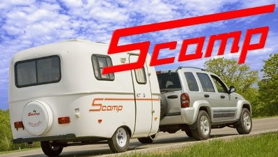 Scamp Travel Trailers: Small Lightweight Campers, Easily Towable
