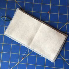 How to: Make a Needle Book