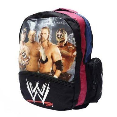 WWE Backpack Rucksack ...
