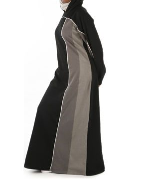 Casual Abayas Sporty Maternity Urban Style Clothing