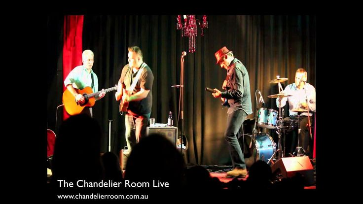 www.chandelierroom.com.au/videos/john-crosbie LOVE when a special guest blows the room away. We LOVE this John Crosbie tune.